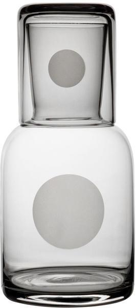 räder POESIE ET TABLE Karaffe und Glas-Set - transparent - 750 ml Karaffe + Gläser