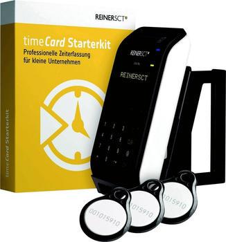 REINERSCT timeCard Starterkit bis zu 15 Mitarbeiter