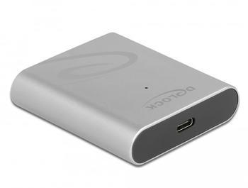 DeLock CFexpress USB Type-C Aluminium Card Reader (91751)