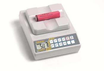 INKIESS Münzrollen-Prüfgerät MRP 1 Electronic, mobil, 16,5 x 23 x 8 cm, 90879310017599