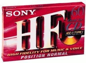 Sony C60HF