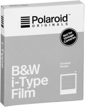 Polaroid B&W i-Type
