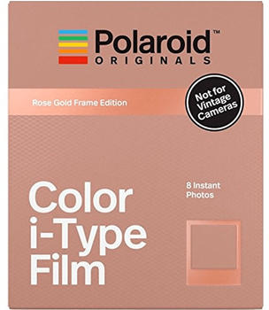 Polaroid Color i-Type Rose Gold