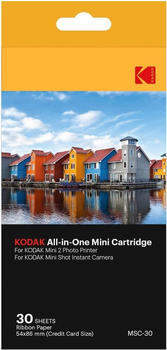 Kodak Sofortbild-Film Mini Shot/Print 2 30er Pack