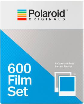 Polaroid Color 600 Original Set (Color + Schwarzweiß)