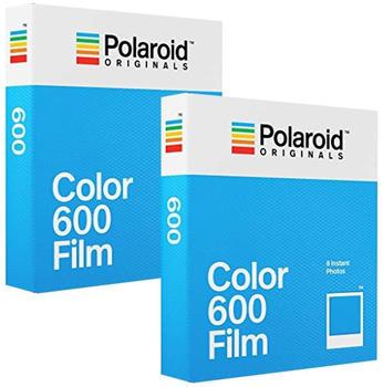 Polaroid Color 600 Original Doppelpack