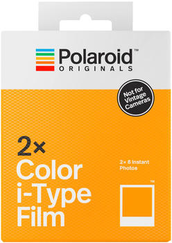 Polaroid Color i-Type Standard Doppelpack