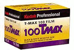Kodak Professional T-Max 100 135/24