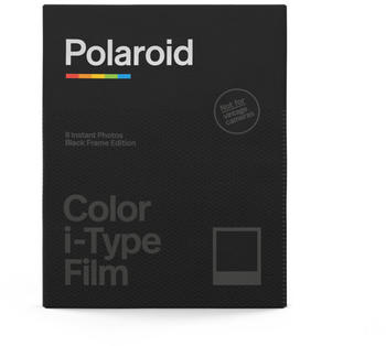Polaroid Color i-Type Black Frame