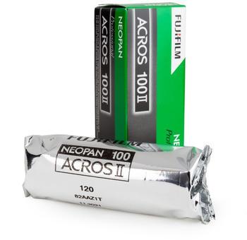 Fujifilm NEOPAN Acros 100 II 120