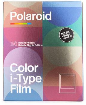 Polaroid Color i-Type Metallic Nights 2x