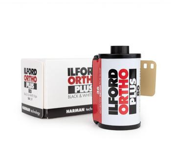 Ilford Ortho Plus 80 135-36