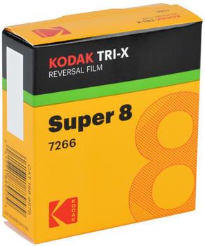 Kodak S8 Tri-X 200D / 160T Reversal