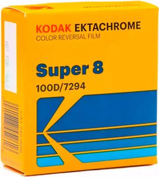 Kodak S8 Ektachrome 100D