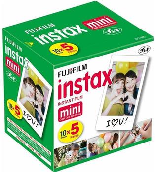 Fujifilm Instax Mini 10x5 Pack