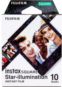Fujifilm Instax Square Film Star Illumination