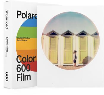 Polaroid Color 600 Round Frame