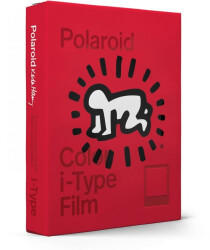 Polaroid Color i-Type Keith Haring Edition
