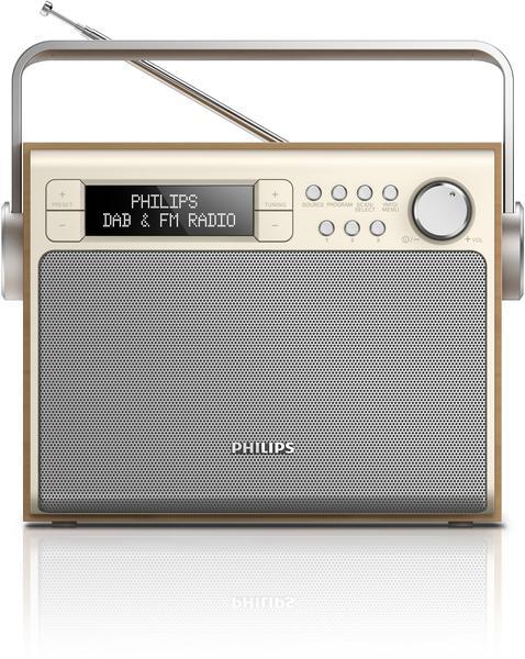 Philips AE5020 silber/braun