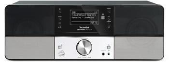 TechniSat DigitRadio 360 CD IR silber/schwarz