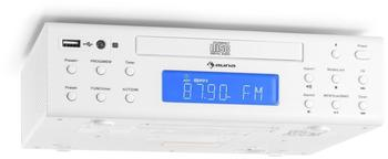 Auna KRCD-150 weiß