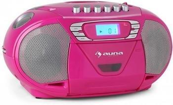 Auna KrissKross pink