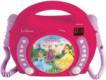 lexibook-lexibook-disney-princess-kinder-cd-player-mit-2-mikrofonen