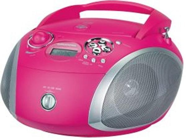 Grundig GRB 2000 pink