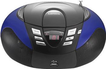 Lenco SCD-37 USB blau