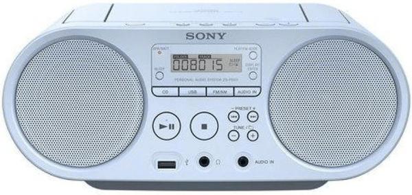 Sony ZS-PS50 blau