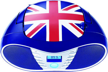 Bigben CD58 (Union Jack Blue)
