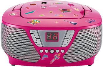 Bigben Interactive Tragbares Cd/Radio - Kids Pink Neu