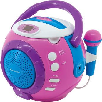 Soundmaster KCD1600 pink