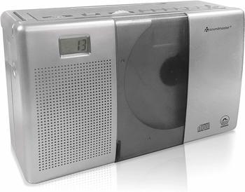 Soundmaster RCD1180 Tragbarer CD-Player,