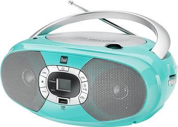 Dual UKW CD-Radio P 390 CD, MW, UKW, USB Mint
