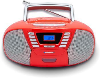 Blaupunkt Boombox mit Kassettenlaufwerk und Bluetooth