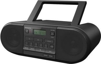 Panasonic RX-D500EG-K CD Boombox (FM-Tuner, UKW mit RDS, 20 W)