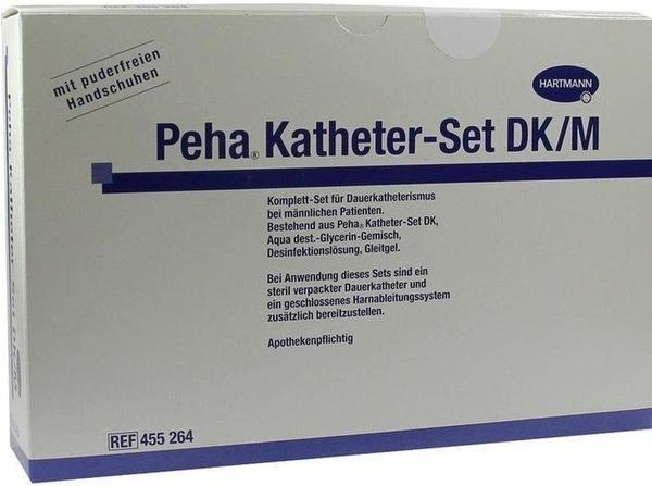 Hartmann Peha Katheter Set DK/M