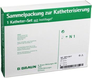 B. Braun Katheter Set mit Instillagel