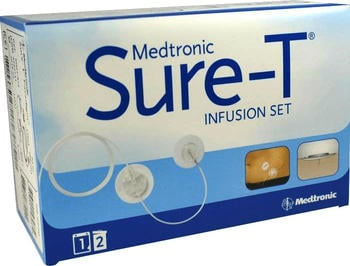 Medtronic Paradigm Sure T 6 mm 60 cm Inf.-set (10 Stk.)