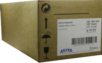 Astra Tech Lofric Hydro Kit Katheter Nelaton 40 cm CH 14 (40 Stk.)