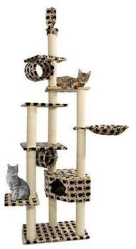 Happy Pet CAT008 deckenhoch 260 cm beigepfote