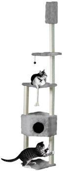 CAT DREAM 38 x 38 x 260 cm grau