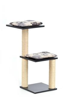 Silvio Design Katzenbaum Anouk anthrazit Druck, 21999500