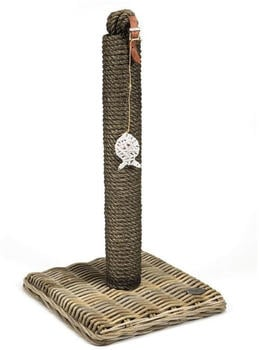 Designed by Lotte Kubu Scratching Post