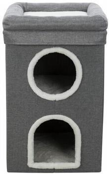 Trixie Cat Tower Saul grau