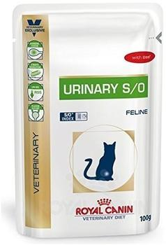 Royal Canin Urinary S/O mit Rind (Beutel/100 g)