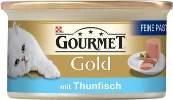 Gourmet Gold Feine Pastete Thunfisch 12 x 85 g