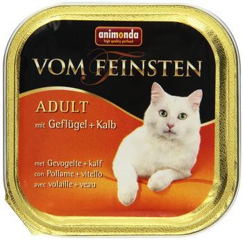 Animonda vom Feinsten Classic mit Gefügel & Kalb (100 g)