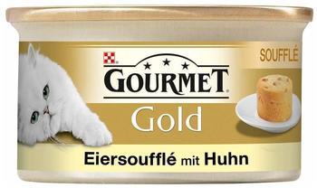 Gourmet Gold Eiersoufflé mit Huhn (85 g)